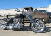 Black American Ironhorse Slammer 280 Hr Neuwertig
