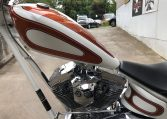 Big Dog Motorcycles K9 cand ywhite-orange 300 Hr