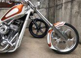 white-orange 300 Hr